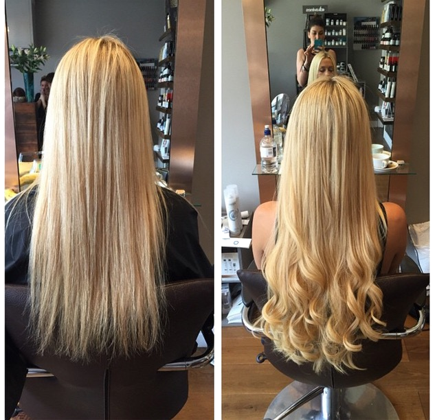 Great Lengths Hair Extensions Blush Hair Beauty Llandaff