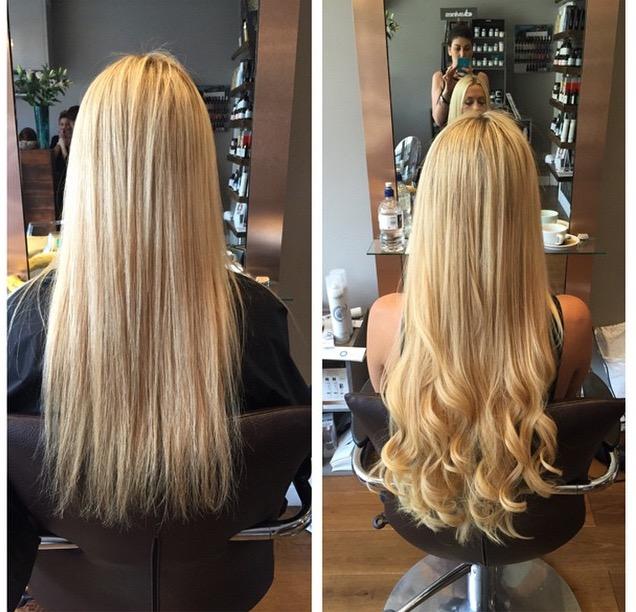 Great lengths hair extensions blush hair beauty llandaff - Beauty salon hair extensions ...